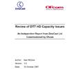 Ofcom Review of DTT Capacity 100x100